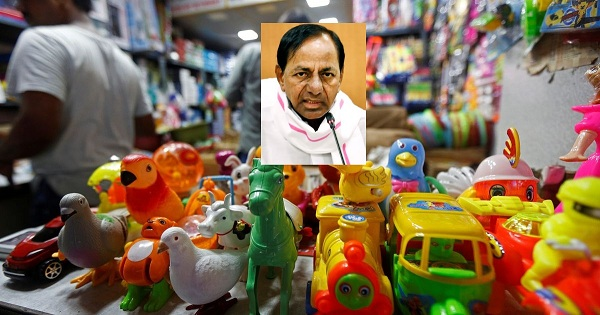 CM KCR On China Products Ban