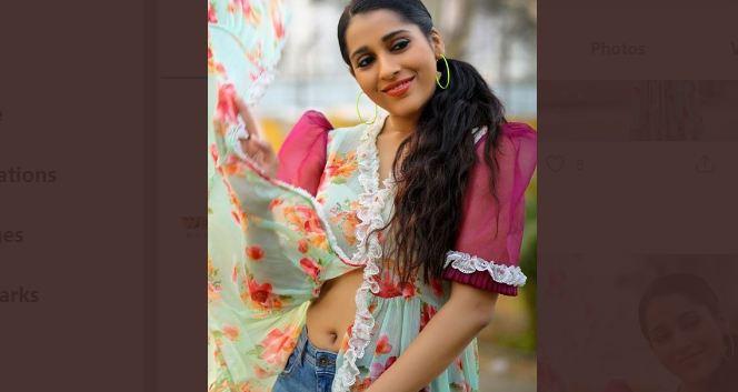 యాంకర్ రష్మి… అదే గ్లామర్.. అదే సెక్సప్పీల్.. Photo Gallery