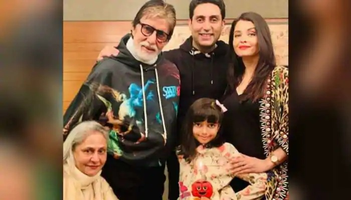 Amitab Bachan Family Corona Positive