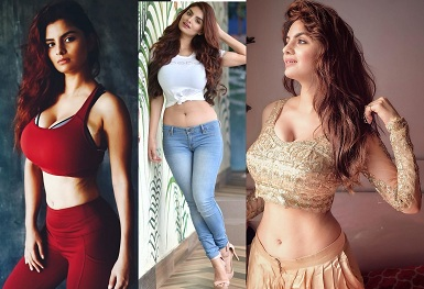 Anveshi Jain Hot Photos
