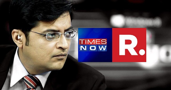 why arnab goswami left times now