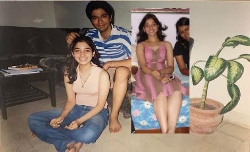 తమన్నా అరుదైన ఫొటోలు.. Tamannah in Young Age
